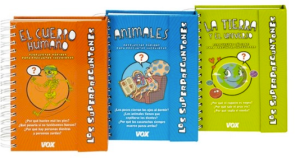Libros VOX para niños