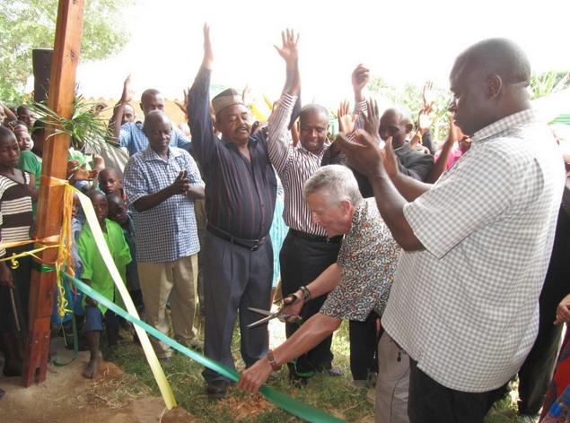 Eco Escuela de Kelele Africa