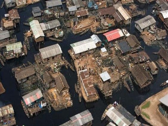 """Bienvenido a Makoko, Nigeria, """"la Venecia de los pobres"""""""