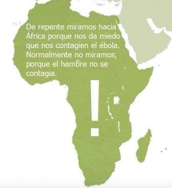 Hambre Africa