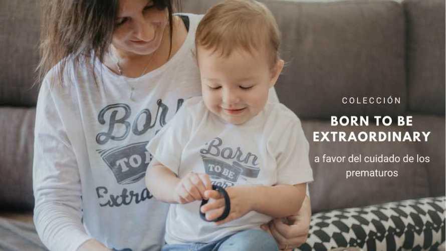 Camisetas con Mensaje Solidarias Uttopy Born to Be.jpg